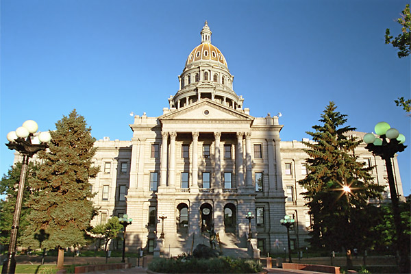 Picture Colorado State Capitol Building