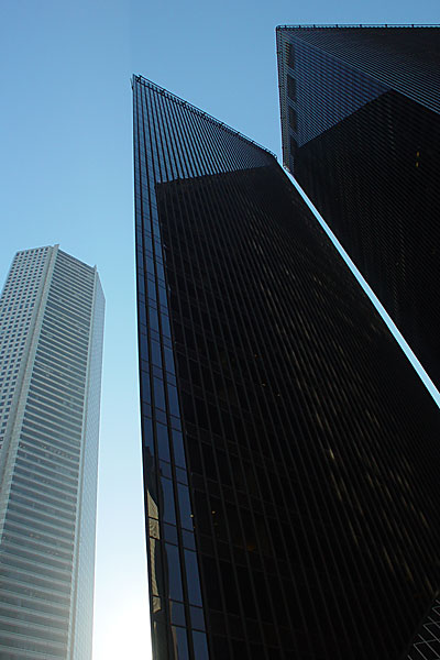 Chase Tower And Pennzoil Place